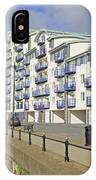 New Flats Overlooking Sandown Esplanade IPhone Case