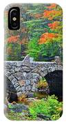 New Hampshire Bridge IPhone Case
