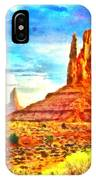 New Mexico Beautiful Desert - Pa IPhone X Case