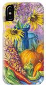 New Mexico Harvest IPhone Case