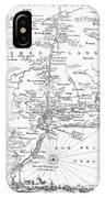 New Netherlands 1656 IPhone Case