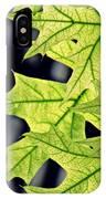 New Oak Leaves    IPhone Case
