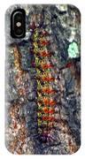 New Orleans Buck Moth Caterpillar IPhone Case