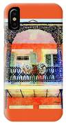 New Orleans French Quarter Balcony IPhone Case