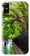 New Orleans French Quarter Paint  IPhone Case
