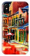 New Orleans Jive IPhone Case
