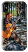 New Orleans Musician - Chris Craig IPhone Case