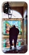 New Orleans Street Photography IPhone Case