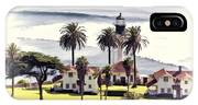 New Point Loma Lighthouse IPhone Case