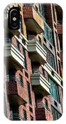 New York Apartments  IPhone Case
