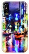New York At Night - 14 IPhone Case