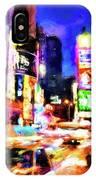 New York At Night - 15 IPhone Case