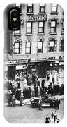 New York: Bank Run, 1930 IPhone Case