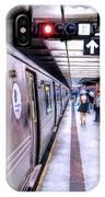 New York City Broadway Subway Station IPhone Case