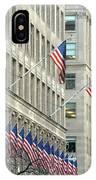 New York City Patriotism IPhone Case