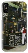 New York City Restaurant IPhone Case
