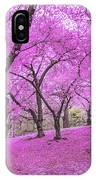 New York City Springtime IPhone Case