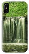 New York City Waterfall IPhone Case