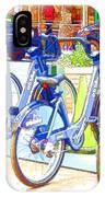 New York Citybike 2 IPhone Case