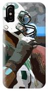 New York Jets Football Team And Original Yellow Typography IPhone Case