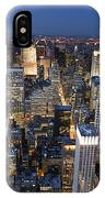 New York Lights IPhone Case