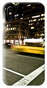 New York Minute IPhone Case