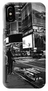 New York, New York 1 IPhone X Case