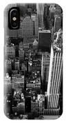 New York, New York 5 IPhone X Case