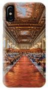 New York Public Library Main Reading Room I IPhone Case