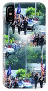 New York State Police Color Guard  1 IPhone Case