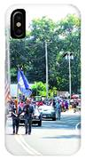 New York State Police Color Guard  2 IPhone Case