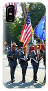 New York State Police Color Guard  5 IPhone Case
