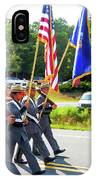 New York State Police Color Guard  6 IPhone Case