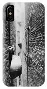 New York: Tenement, C1890 IPhone Case