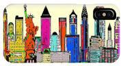 New York - The Big City IPhone Case