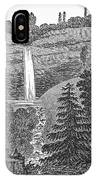 New York: Waterfall IPhone Case