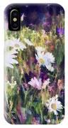 New York Wildflowers Xxv IPhone Case