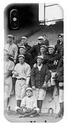 New York Yankees 1913 IPhone Case