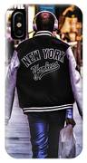 New York Yankees Baseball Jacket IPhone Case