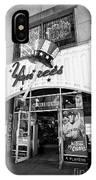 new york yankees club house store New York City USA IPhone Case