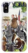 New Yorker August 23 1952 IPhone X Case