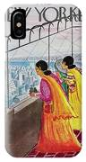 New Yorker July 22 1961 IPhone X Case