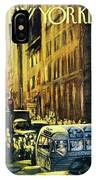 New Yorker July 23 1960 IPhone X Case