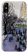 New Yorker March 14 1953 IPhone X Case