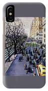 New Yorker March 14 1953 IPhone Case