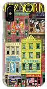 New Yorker March 18 1944 IPhone X Case