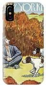 New Yorker November 8 1941 IPhone X Case