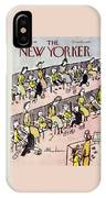 New Yorker September 10 1949 IPhone Case