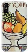 New Yorker September 12 1959 IPhone X Case
