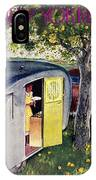 New Yorker September 15 1951 IPhone Case